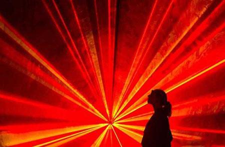 تصاویر دیدنی,تصاویر جالب,هنرمندان نورپرداز
