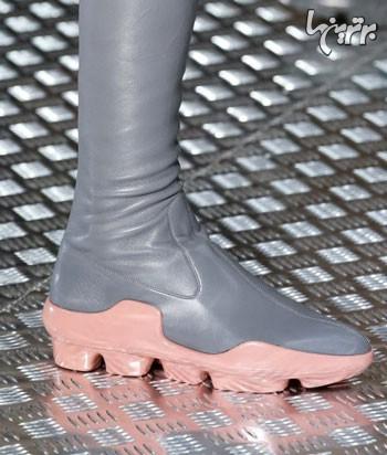 بهترین کفش های پاییزه در هفته مد میلان