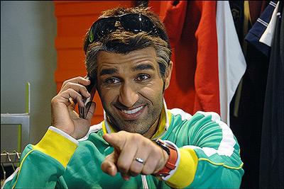 ورزشکاران ایرانیِ عشق اکتور شدن!