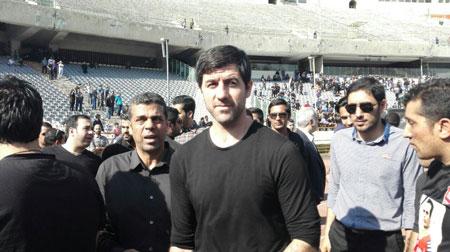 اخبار,اخبار ورزشی ,مراسم تشییع پیکر هادی نوروزی