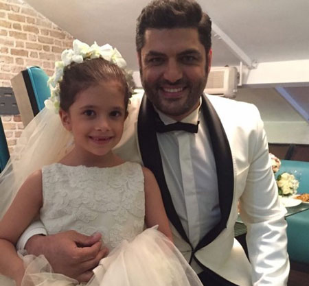 عکس های جشن عروسی سام درخشانی و همسرش با حضور هنرمندان
