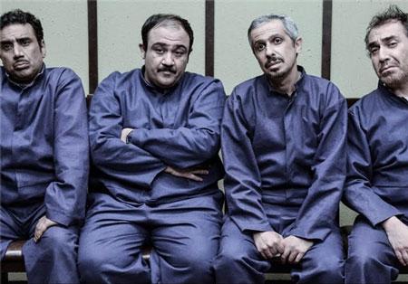 مهران مدیری در هواخوری/ بازیگران جدید در « در حاشیه ۲» (+عکس)