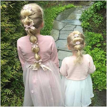 جدیدترین مدل موی زیبا مخصوص دختر بچه ها