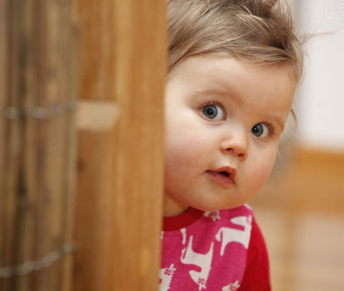 کشف آلت تناسلی توسط کودک