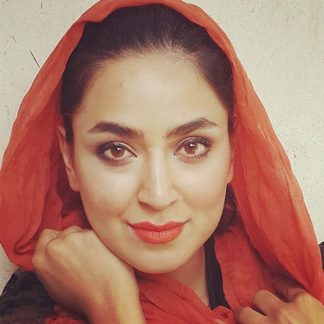 جدیدترین تصاویر فریبا طالبی مهر 94