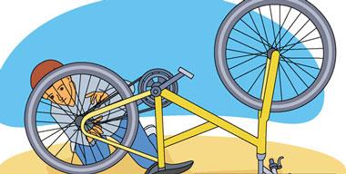 داستان کوتاه: مونتاژ دوچرخه بوسیله همسایه بی سواد
