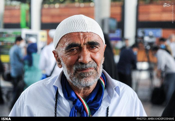 غم و شادی حجاج بازگشته به ایران+عکس