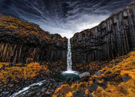تصاویر آبشارهای فوقالعاده  (2)