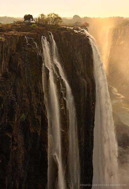 تصاویر آبشارهای فوقالعاده  (3)
