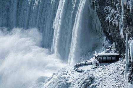تصاویر آبشارهای فوقالعاده  (5)