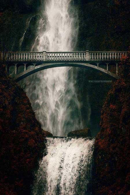 تصاویر آبشارهای فوقالعاده  (8)