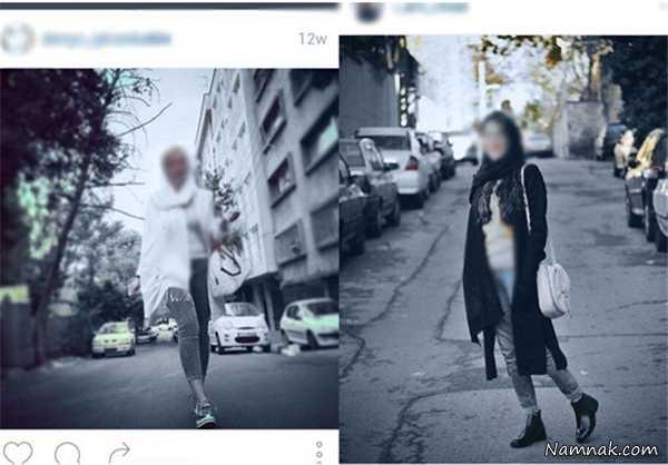 مدل های اینستاگرام ، عکس مدل های زن ایرانی ، مدل های اینستاگرام