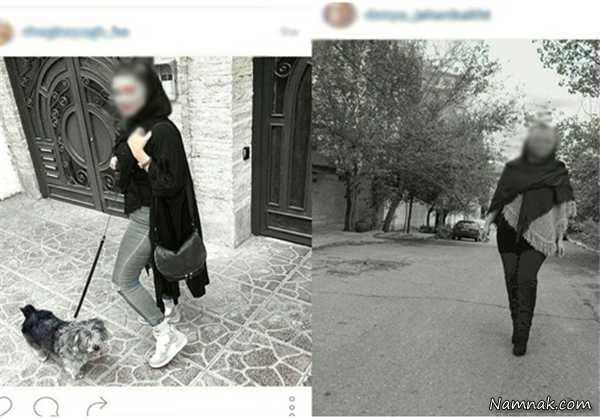 مدل های اینستاگرام ، عکس مدلینگ های ایرانی ، عکس مدل های زن ایرانی