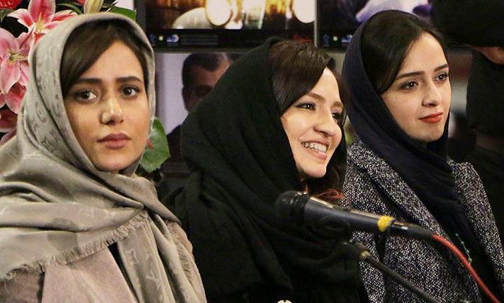 واکنش ترانه علیدوستی به سانسور موهایش در روزنامه ایران (2)