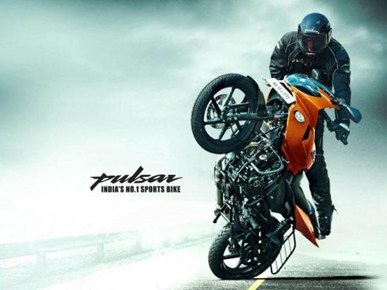 بررسی موتورسیکلت های بازار ایران: پالس 200ns و220
