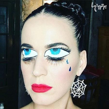 ستاره ها در جشن هالووین 2015