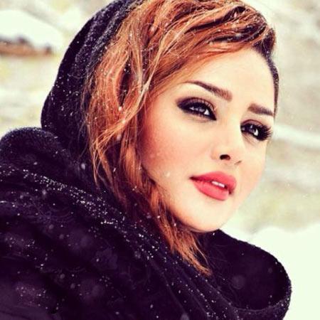 حذف عکسهای دنیا مدل مشهور ایرانی اینستاگرام + عکس