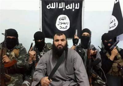 کتاب ریاضی وحشتناک داعش + عکس