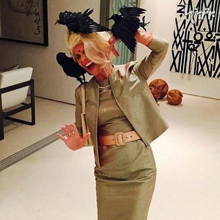 ,ستاره ها در جشن هالووین 2015 جشن هالووین,ستاره های هالیوود,هالووین 2015,اخبار بازیگران،اخبار چهره ها،دنیای ستاره ها،اخبار هنرمندان
