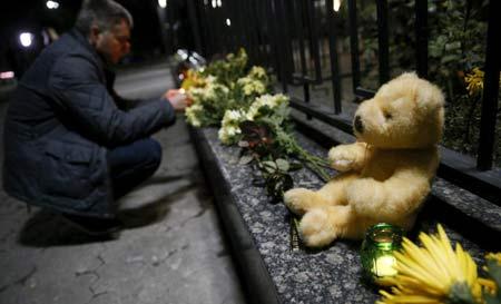 تلخترین تصاویر از سقوط هواپیمای روسی +علت سقوط