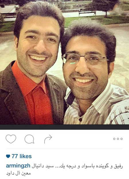 جذابترین عکسهای بازیگران در اینستاگرام