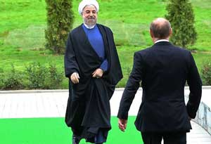 اخبار,اخبار سیاست خارجی ,رابطه روسیه و ایران