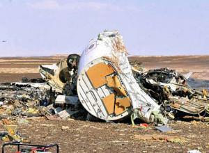 بمب ساعتی علت انفجار هواپیمای روسیه