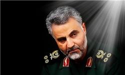 سردار سلیمانی شورشیان سوریه: ژنرال سلیمانی را شهید کردیم!