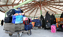 تکذیب خبر عبور زائران از مرز با شناسنامه و کارت ملی