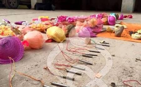 کشف عروسک های بمب گذاری شده داعش+عکس