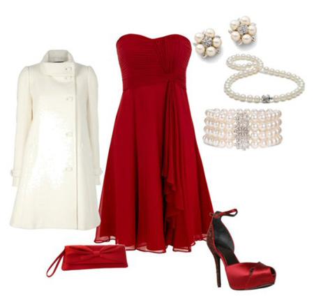 مدل لباس های زیبای ست برای روز ولنتاین