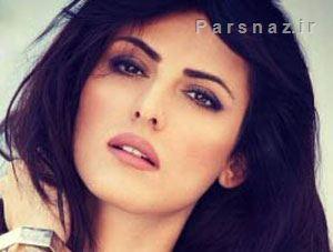 عکسهای بازیگر و مدلینگ دختر زیبای ایرانی در هند