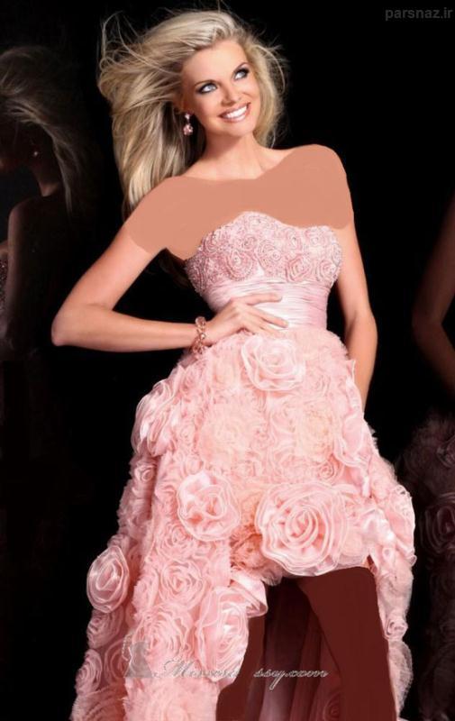 زیباترین مدل لباس مجلسی شیک امسال 94 – 2016