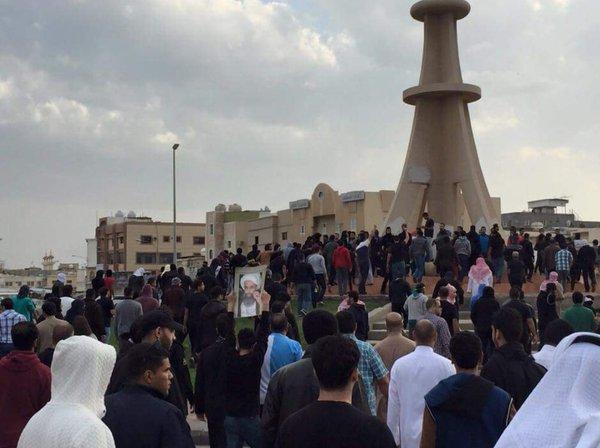 تازه ترین تحولات عربستان/قدردانی ساکنان قطیف از تجمع معترضان مقابل سفارت عربستان در تهران