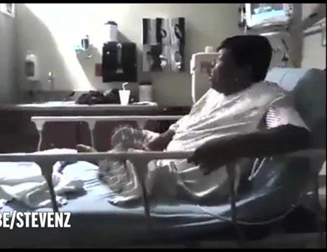معاشقه طولانی عروس خانم در شب زفاف کار را به بیمارستان کشید!