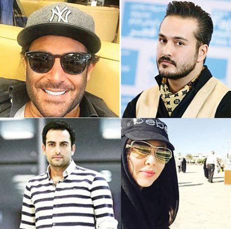 مارک لباس سوپر استار های ایرانی را ببینید + عکس