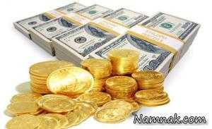 قیمت سکه و دلار بعد از اجرای برجام
