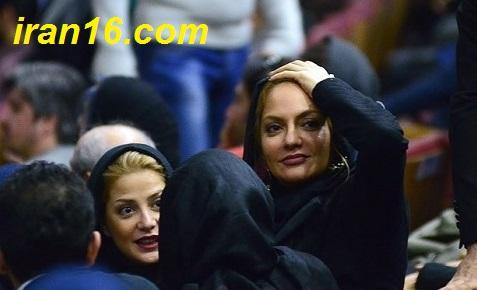 عکسهای بی حجاب و کم حجاب بازیگران در جشنواره فیلم فجر 94 -4