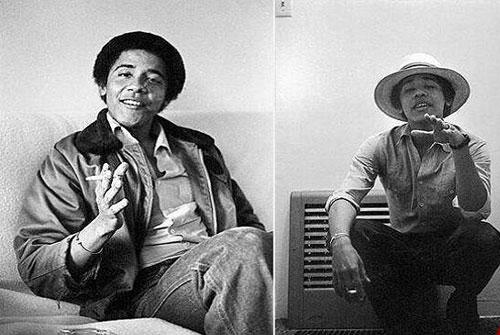 تیپ داش مشتی اوباما را ببینید +عکس