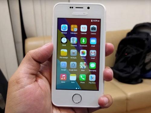 پیش فروش ارزانترین گوشی هوشمند دنیا به قیمت ۱۴ هزارتومان +عکس