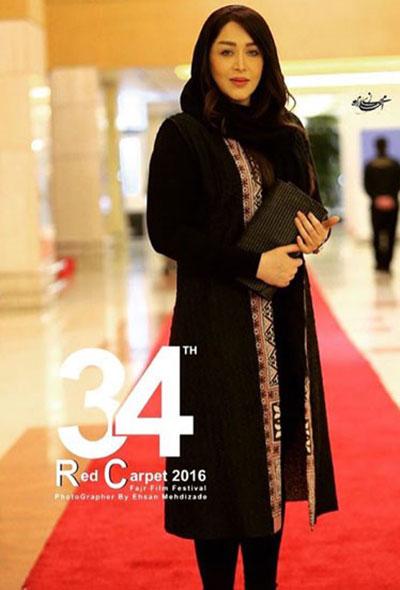 عکسهای بی حجاب و کم حجاب بازیگران در جشنواره فیلم فجر ۹۴ -۵