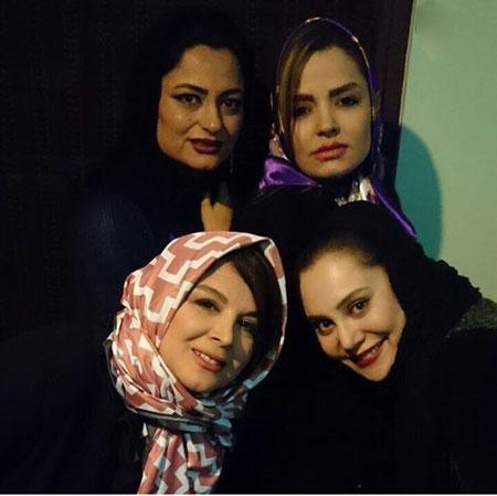 زیبا ترین عکس های بازیگران ایرانی در ۲۰۱۶ -۲