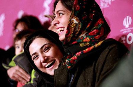 عکسهای بی حجاب و کم حجاب بازیگران در جشنواره فیلم فجر 94 -2