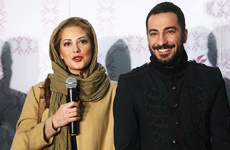 عکسهای بی حجاب و کم حجاب بازیگران در جشنواره فیلم فجر 94 -1