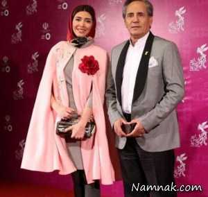 تیپ بازیگران جشنواره فیلم فجر 94 روی فرش قرمز + تصاویر