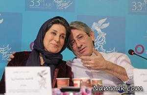 زوج های سینمای ایران ،  جشنواره فجر 94