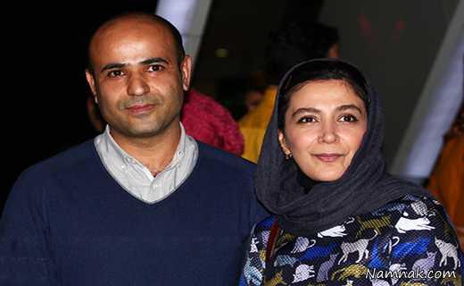 الهام کردا و همسرش سعید چنگیزیان ، مهتاب نصیری و همسرش ، الهام کردا و همسرش