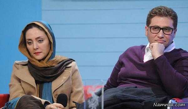 راما قویدل و مهسا کرامتی ،  جشنواره فجر 94 ، زوج های مشهور سینما