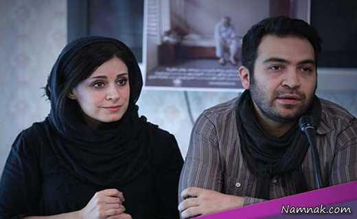 بهتاش صناعی ها و مریم مقدم ، زوج های سینمایی ایرانی ، لیلا حاتمی و همسرش