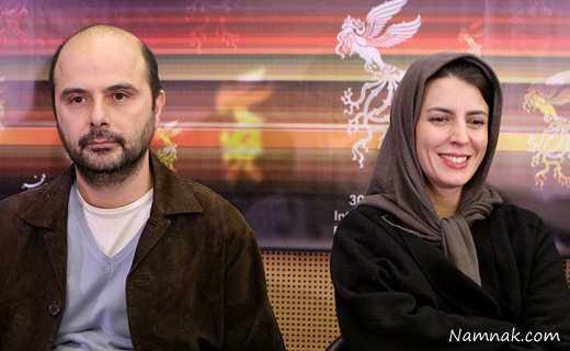 علی مصفا و لیلا حاتمی ، لیلا حاتمی و همسرش ، مرجان شیرمحمدی و بهروز افخمی